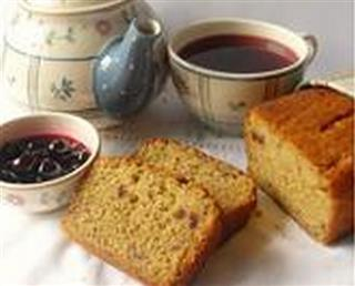Banana Cherry Bread