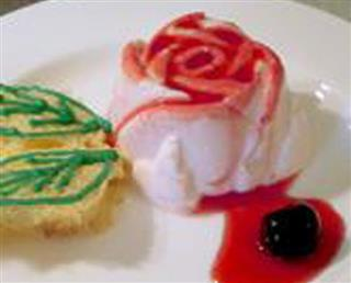 Rose allo yogurt e amarena