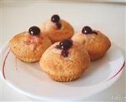 Muffin all'Amarena Fabbri